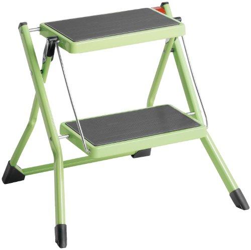 Hailo 4310-401 Marchepied Pliant Mini - Vert