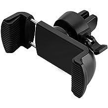 Soporte Móvil Coche para Rejillas del Aire de Coche,Mpow Air Vent Soporte de Teléfono Universal de Rejilla de Ventilación,Rotatorio de 360°, para iPhone 7/7 Plus/6s/6/,Samsung, LG G3 y Otros Android Smartphone GPS Navegador
