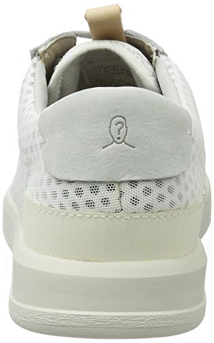 OHW? Herren Ashton Low-Top Weiß (White/glacier Grey)