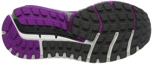 Brooks Ariel '16, Scarpe da Corsa Donna Grigio (Anthracite/PurpleCactusFlower 1B059)