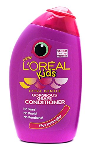 Loreal Extra Gentle Gorgeous Grape Conditioner (250ML)