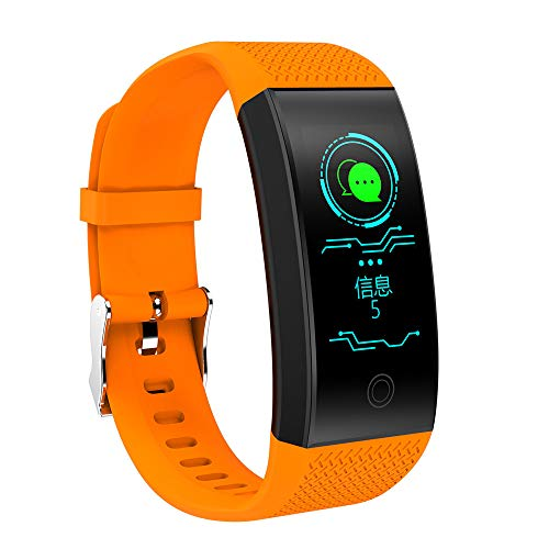 Berrose Smartwatch Android und Apples IOS-System Überwachen Sie Ihre Schritte, Entfernung, verbrannten Kalorien, Schlafqualität und Herzfrequenz den ganzen Tag.