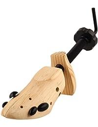 Schuhspanner aus Buchenholz mit 2 Funktionen für Damen und Herren