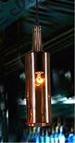 PC bottiglia colorata LED luci di telecomando
