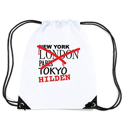 JOllify HILDEN Turnbeutel Tasche GYM1086 - Design: Graffiti Streetart New York