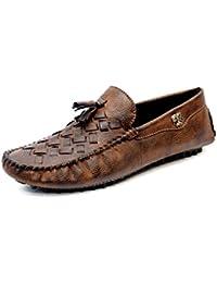 Braavosi Tassel Men's Synthetic Slip-on Casual Shoes