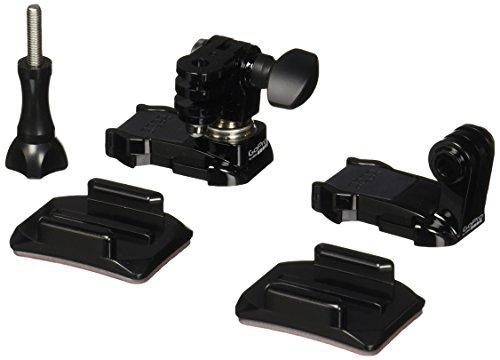 GoPro AHFSM-001 - Soporte frontal y lateral para casco