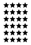 Schablone - WANDSCHABLONE - Strukturschablone - Airbrushschablone XL - Sterne im Muster - von zAcheR-fineT