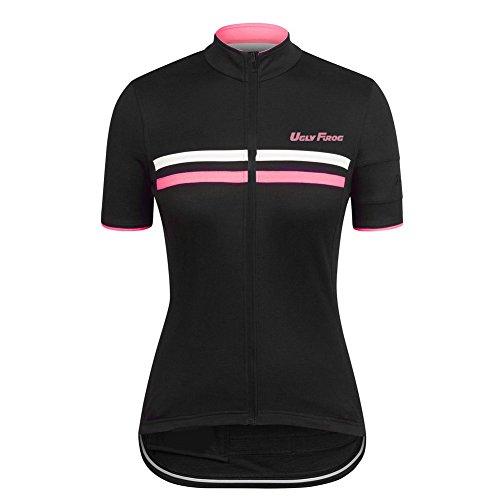 Uglyfrog # 04 nuova manica corta ciclismo estate maglietta a maniche lunghe maglietta da donna traspirabile ciclismo clothes