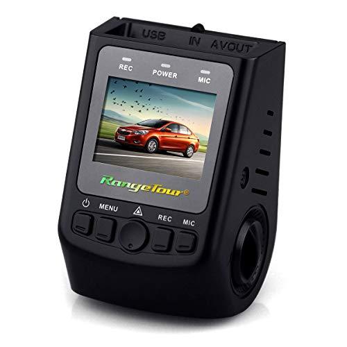 Auto DVR Kamera Dash Cam FHD 1080P Rotationslinse WDR GPS Loop Record Auto Fahren Videorecorder (Fahren Records Kamera)