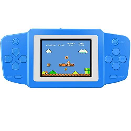 Niños Consolas de Juegos de Mano Portátil Retro Handheld...