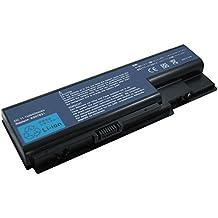 Batería Acer Aspire 5920 11.1 4400mAh/49wh compatible con Aspire 5220 | 5230 | 5235 | 5300 | 5310 | 5315 | 5320| 5910 | 5920 | 5930 | 5935 | 5940 | 5942 | 6530 | 6920 | 6930 | 6935 | 7220 | 7230 | 7540 Extensa 7230 | 7630 | TravelMate 7230 | 7330 | 7530 | 7730 | E Series E510 | E520 G Series G420 | G520 | G620 | G720 y part number AK.006BT.019 | AS07B31 | AS07B41 | AS07B51 | AS07B61 | AS07B71 | BT.00603.033 | BT.00603.041 | BT.00604.018 | BT.00607.010 | BT.00804.020 | S07B31