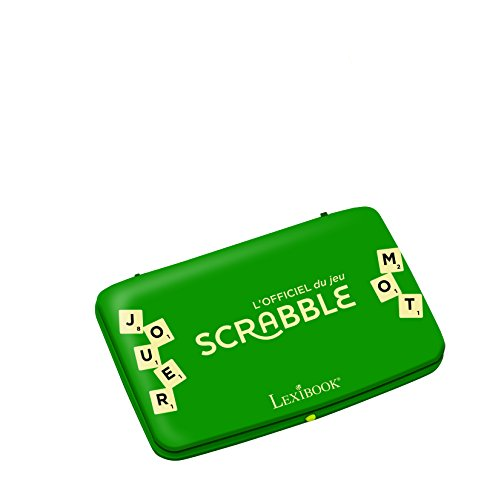 Lexibook - SCF328A - L'Officiel du Jeu Scrabble Electronique - Version électronique