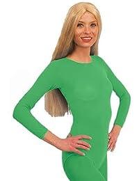 Body, grün, 4/4-Arm, Größe 36-40, Elastisch ACHTUNG OHNE BEINE!!!