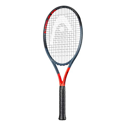 Head Graphene 360 Radical Lite Grau Orange 233949 (Head Tennisschläger Radical Pro)