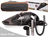 Best Vacuums For Carpet - Lukzer High Powered 12v Handheld Wet and Dry Review