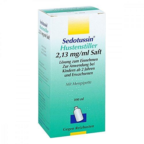 Sedotussin Hustenstiller 100 ml