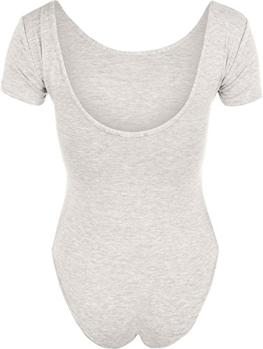 WearAll - Body-sport stretch - Hauts - Femme - Tailles 36-42 Gris