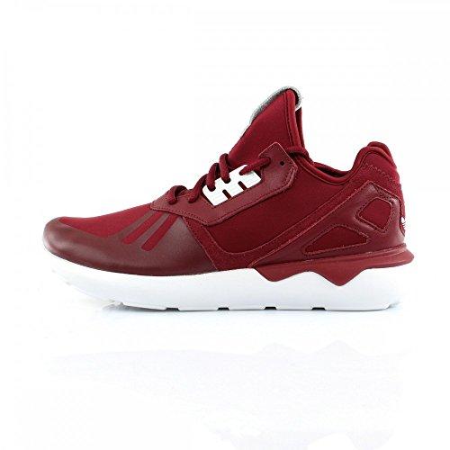 adidas originaux tubular coureur baskets pour hommes baskets Rouge