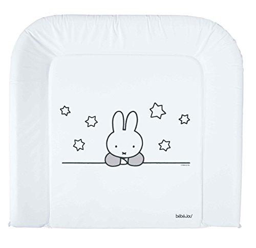 bebe-jou-680282-wickelauflage-3k-miffy-stars-72-x-76-cm