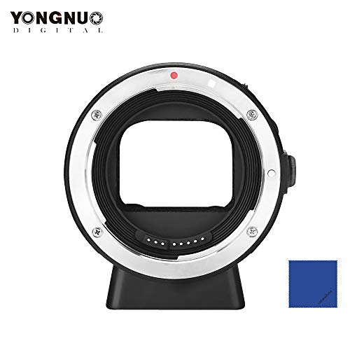 YONGNUO EF-E II Objektivadapter für YONGNUO Objektiv & Canon EF/EF-S Serie & Sony E-Mount Kamera