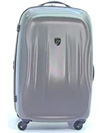 6ef0f130941fa STARK REDUZIERT - 50% Sale - Premium Designer Hartschalen Koffer - Heys  Crown Superlite Rot Trolley…