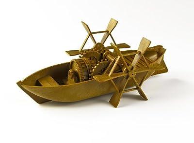 Da Vinci Machine Kit Model Series - Pédalo