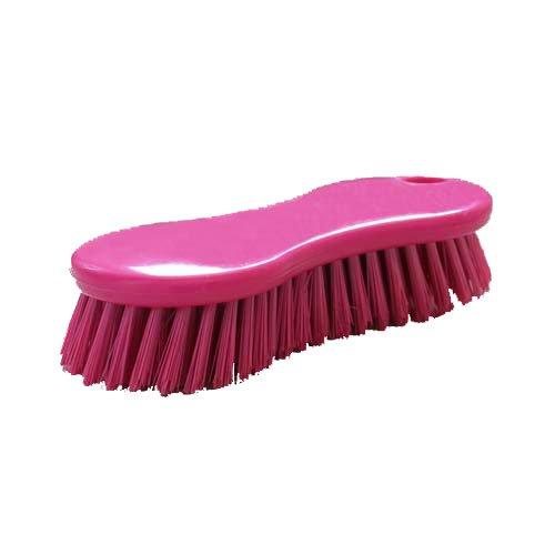 jvl-high-quality-household-strong-tough-scrubbing-brush-pink