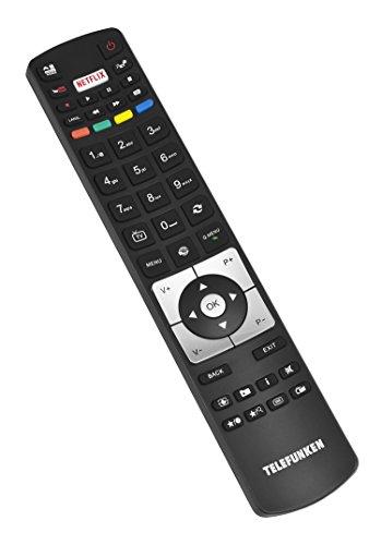 Telefunken XF55A401 140 cm (55 Zoll) Fernseher (Full-HD, Triple Tuner, Smart TV) schwarz -