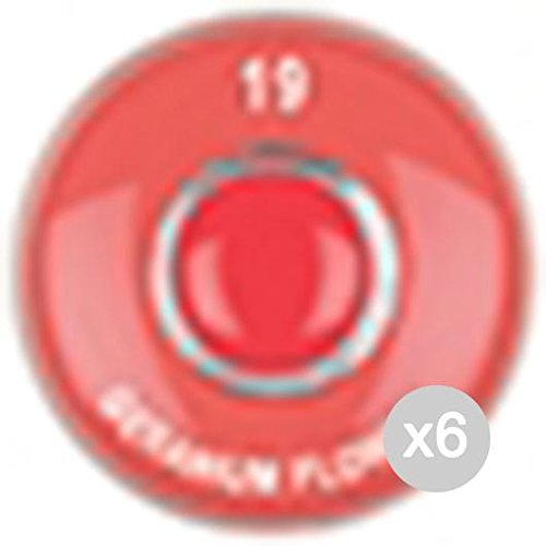 Astra émail My Laque Free Geranium - Pack de 6 x 50 g