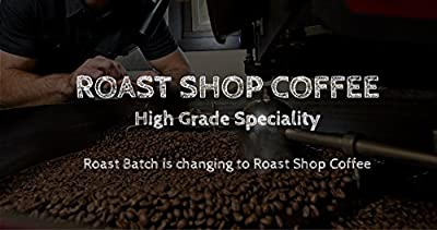 Fresh Roasted Coffee 1kg House Blend Freshest Coffee Date Stamped ✴ Rich & Intense Flavour✴ Coffee Beans ★ Roasted to Order ★ Artisan Roasted here in The UK ★ Sale Price ★ by Roast Shop Coffee