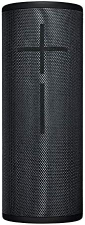 Ultimate Ears Megaboom 3 Portable Wireless Bluetooth Speaker, Powerful Thundering Bass, One Touch Control, Wat