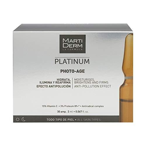 MARTIDERM Photo-Age Complejo antiradicalar y reparador celular (30 amp