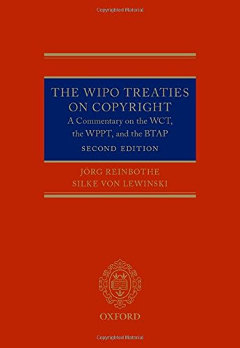 Treaties CopyrightA Btap WctWpptAnd Wipo On The Commentary kwNX08nOP