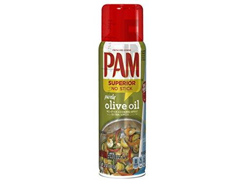 PAM Olive Oil Cooking Spray Olivenöl no sticking 141 Gramm