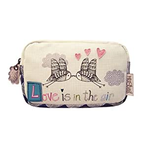 Disaster Wagtail Make Up Bag
