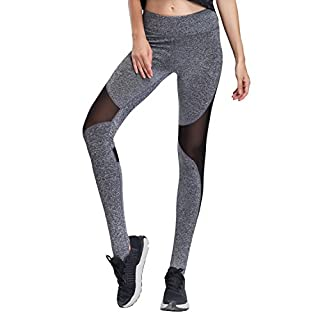 Movaty Damen Sport Leggings, Hose Taille Sporthosen Super für Fitness, Laufen, Yoga, Workout Etc