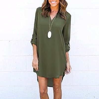 Vestido - Camisa Básica