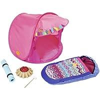 Zapf 4001167823743 Camping Set, mehrfarbig