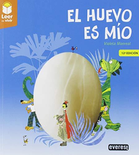 El huevo es mío