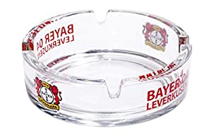 Bayer 04 Leverkusen Aschenbecher, Ascher, Ashtray – Glas