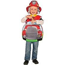 Rubie 's Disfraz oficial para niño pequeño de Marshall, personaje de la Patrulla Canina.
