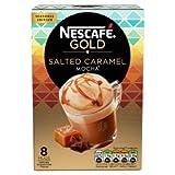 Nescafe Gold Salted Caramel Mocha 156g