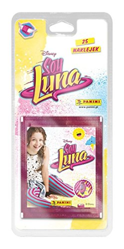 Panini - 003168BLBF8 - 25 Autocollants - Soy Luna