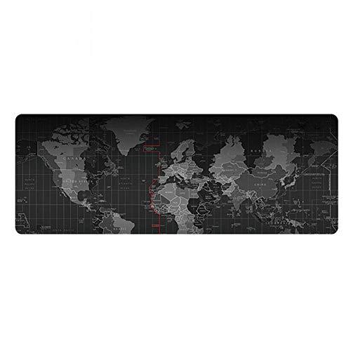 JIANYUXIN Mauspad Gaming-Mauspad Großes Computer-Mousse-Pad Notebook-Gamer-Mauspad Gaming-Mauspad Für Männliche Gamer-Geschenke, A, 40 X 80 cm -