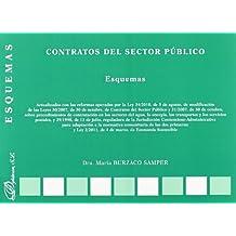 Contratos del Sector Público. Esquemas (Colección Esquemas)