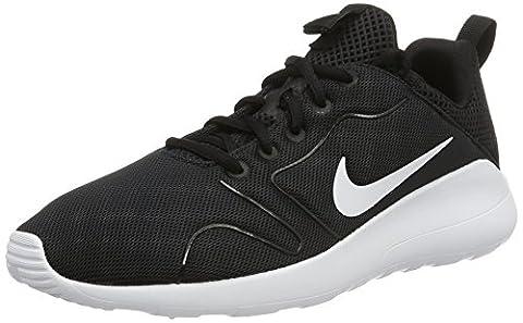 Nike Herren Kaishi 2.0 Sneakers, Schwarz (Black/White), 42 EU