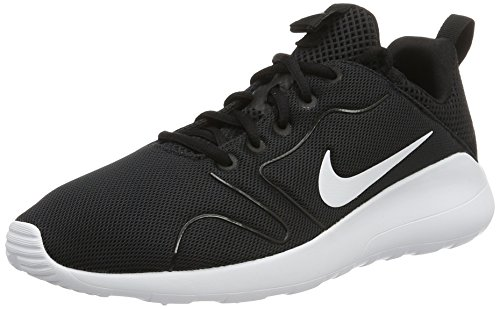 Nike NIKE KAISHI 2.0, Sneakers basses homme, Noir (Black / White), 42 EU ( 7.5 UK )