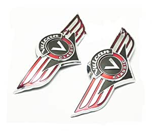 Gas Tank Emblem Badge Decals Sticker for Kawasaki Vulcan Vn 750 ABS