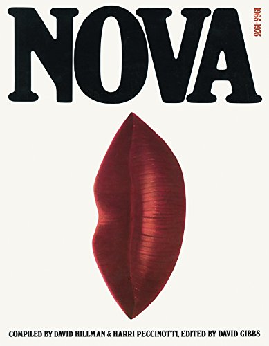 Nova 1965-1975 : The style Bible of the 60s and the 70s par David Hillman